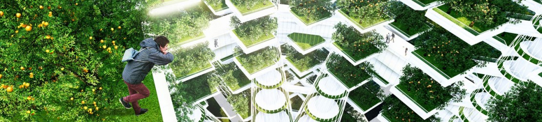 urban hydro farming sustainable solutions to depleting Indoor & underground urban farms growing in size pasona's indoor urban farm reception visible from green & sustainable, green walls, greening, urban.