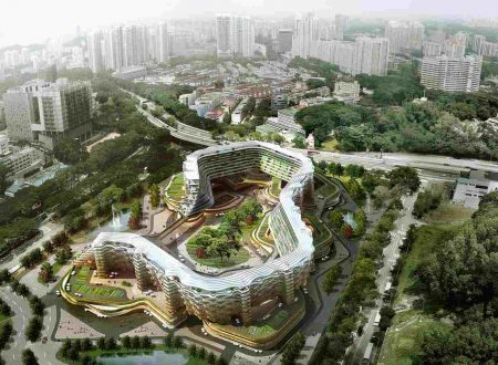 Singapore: Homefarm concept design Vertical Farming