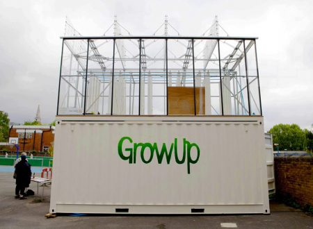 Vertical Aquaponics comes to the UK, Unit 84